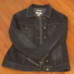 OLD NAVY, stretch jean jacket